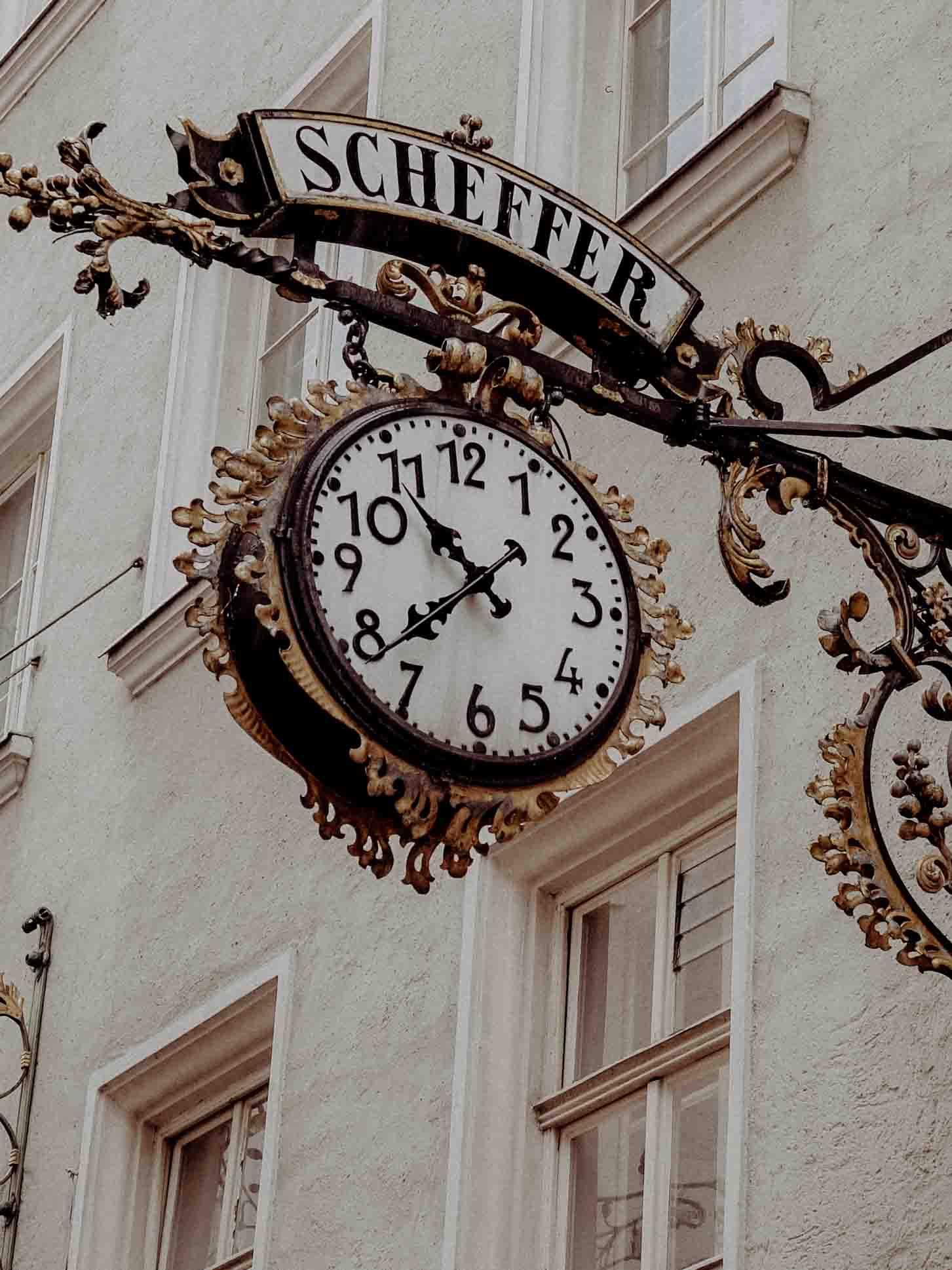 Scheunenhochzeit in Salzburg