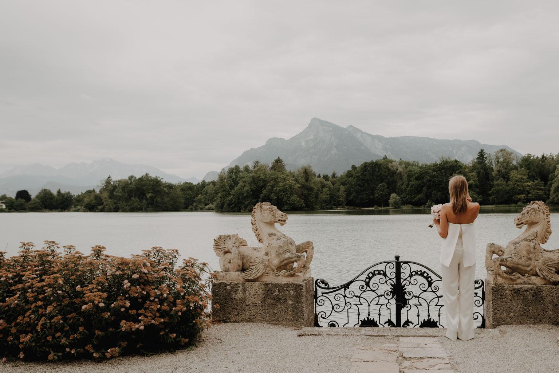 Schloss Leopoldskron Hochzeit Salzburg